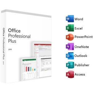 Office 2019 Professionnel Plus
