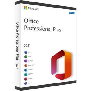 Office 2021 Professionnel Plus